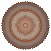 Colorful religious mandala circle — Stock Photo