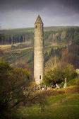Glendalough — Stockfoto