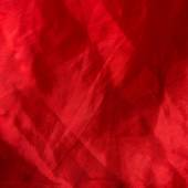 Red cloth texture as background — Stock Photo