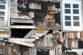 Sutfin House - närbild — Stockfoto