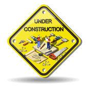 Kreativ konstruktion mall Flyer broschyr vektor papper formgivningsmall — Stockvektor
