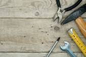 Handyman Tools — Stock Photo