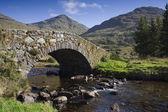 Old bridge in the highlands, scotland — Stock Photo