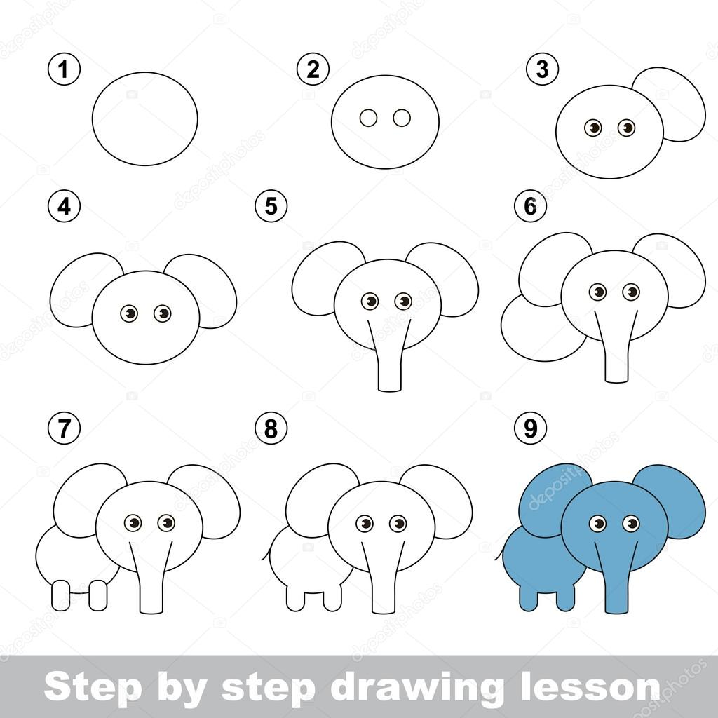 Image Result For Elephant Drawing