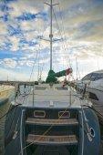 Harbor in Thailand — Stock Photo