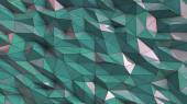 Abstract Polygonal Background — Stock Photo