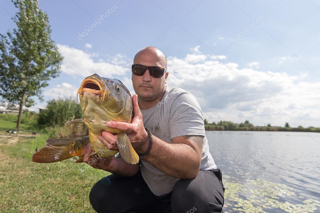 трофей карповая рыбалка