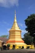Tempel-Skulptur-Entwürfe — Stockfoto