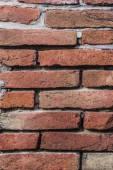 Brick Wall Detail — Stock Photo