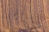 Walnut Wood Veneer Tile Coarse Grunge Texture Sample — Stock Photo