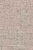 Artist Jute Raw Unsanded Canvas Single Primed Coarse Grunge Text — Stock Photo