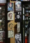 Portrait of Bashar Assad — Stock Photo