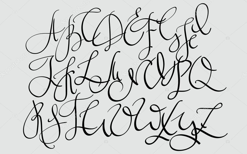The Technique of Copperplate Calligraphy A Manual and