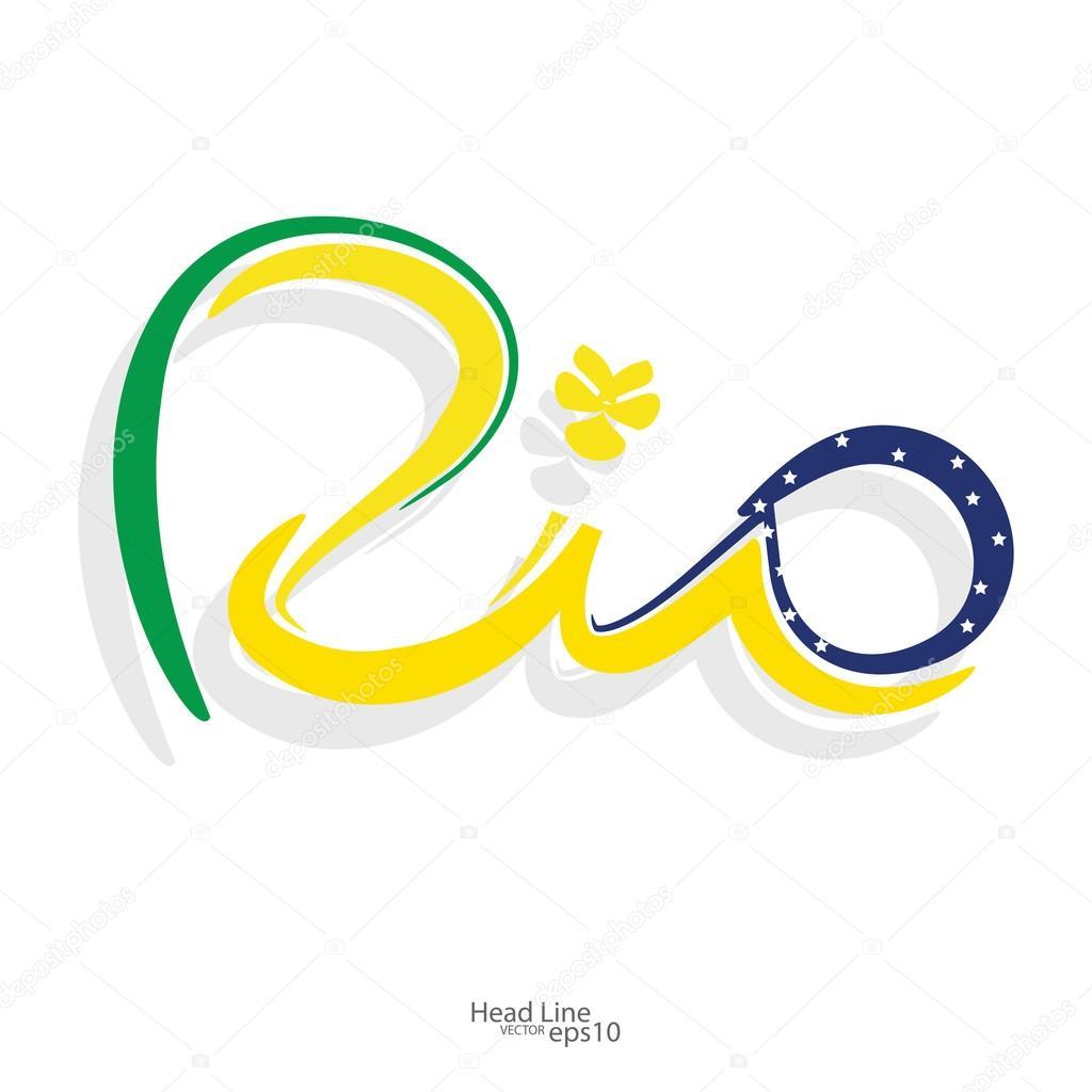 Цвета олимпийских игр
