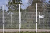 Prison or playground — Stock Photo