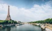 Tour Eiffel Paris — Stockfoto