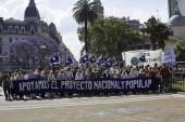 Madres de la Plaza de Mayo — Stock Photo
