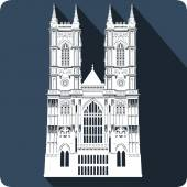Cathedral, vector illustration — Stock Vector