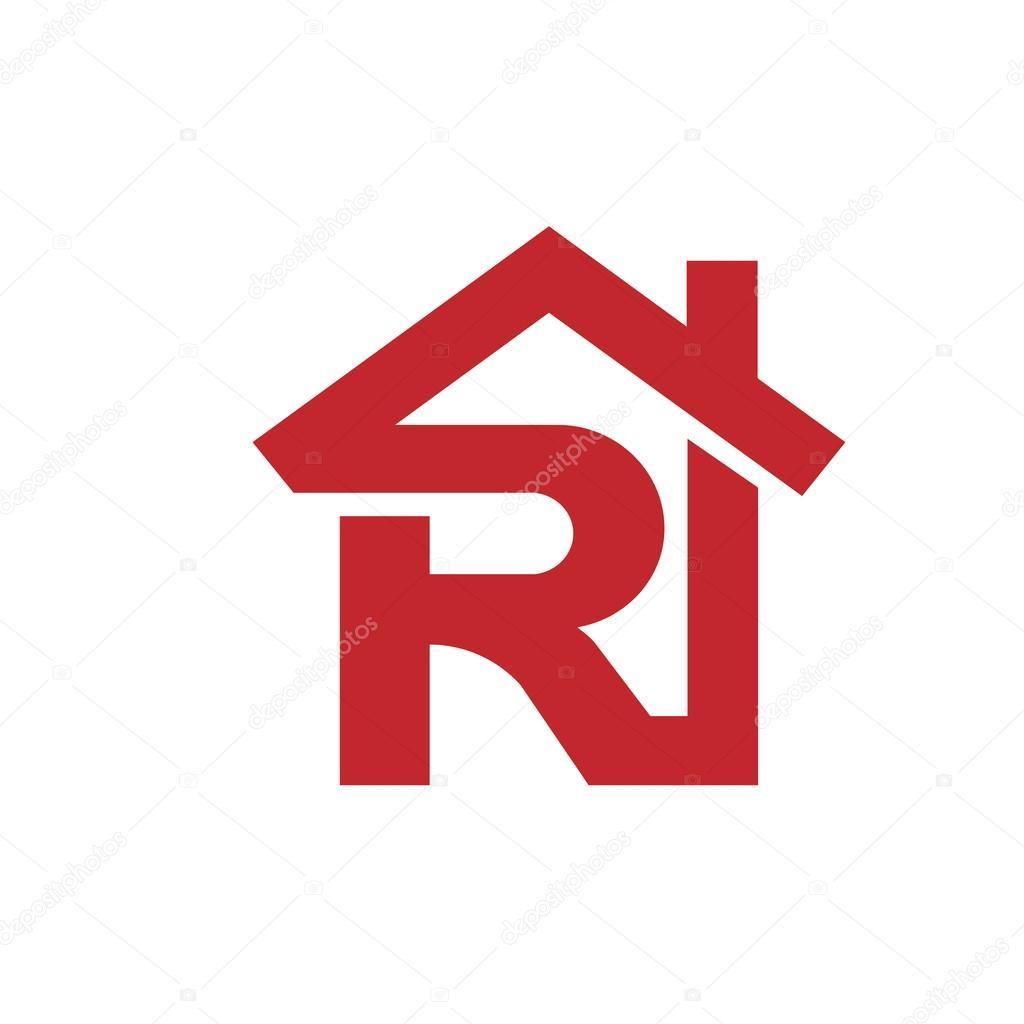 Logotipo de inmobiliaria inmobiliaria letra r archivo for Inmobiliaria o inmobiliaria