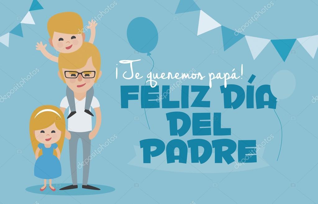 Поздравления с днём отца на испанском