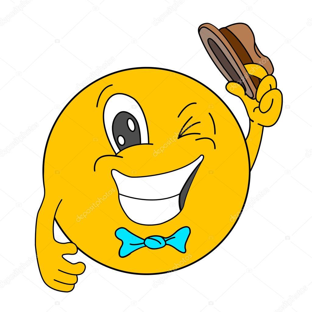 Motic nes emoji sourire des ic nes illustration isol e photo 109907514 - Image sourire gratuit ...
