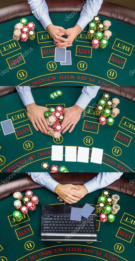 Покер на ноутбук