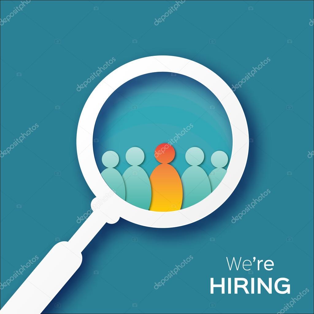 hr job seeking concepts stock vector copy mashr  hr job seeking concepts stock vector 100684090