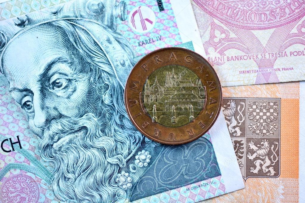 tjeckiska valuta