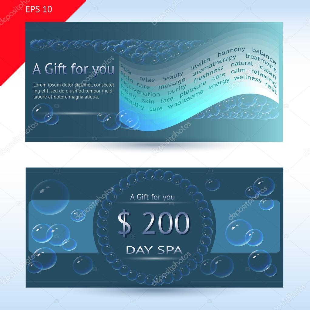 Yoga Gift Certificate Template Mandegarfo