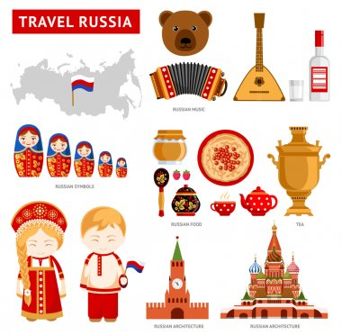 Travel to Russia.