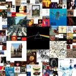 Постер, плакат: Top 100 music albums