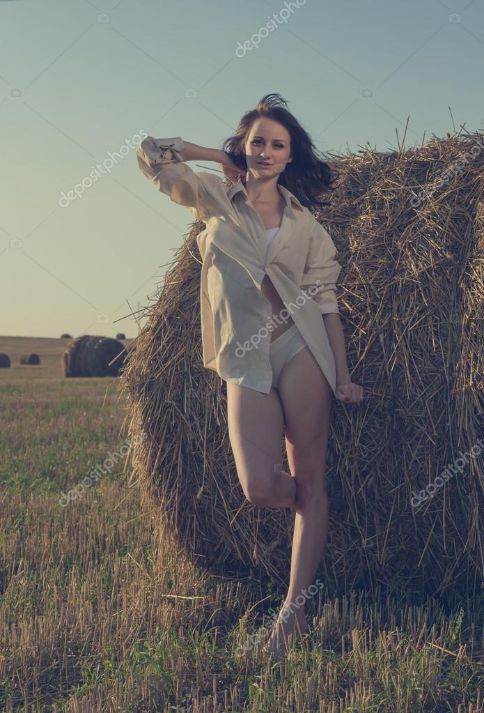 Libre adolescente modelo