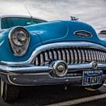 Постер, плакат: Classic Blue Buick