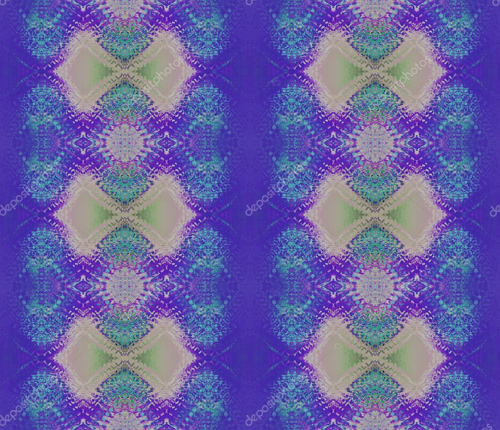 Light blue and purple pattern