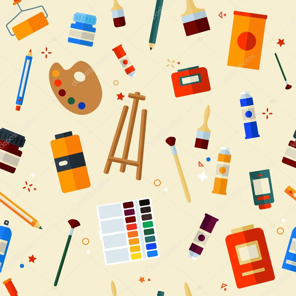 Herramientas y materiales para la creatividad y la pintura - Materiales de pintura de pared ...