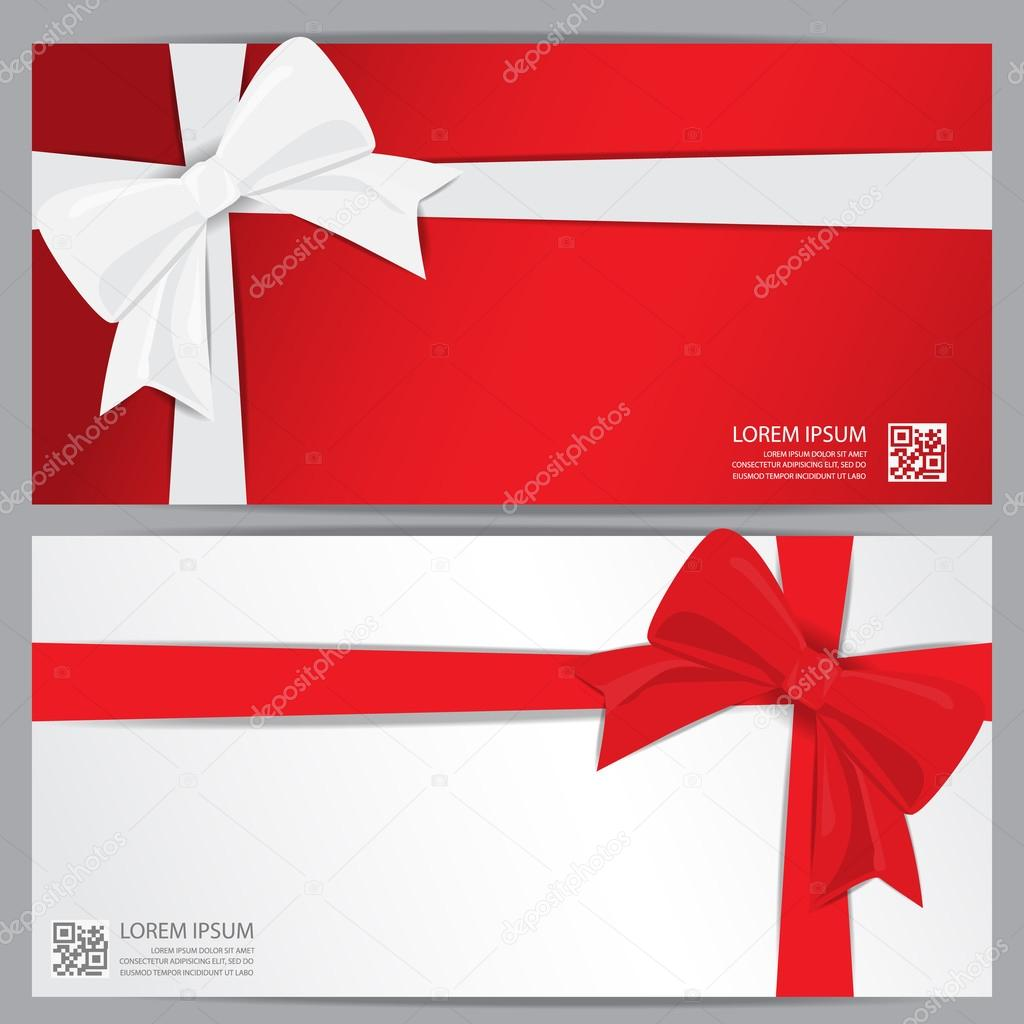 christmas and new year gift vouchers stock vector christmas holiday and new year gift voucher certificate coupon template can be use for business shopping card customer and promotion layout banner