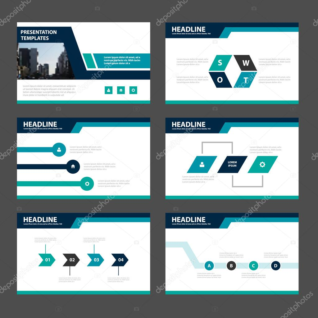 Infographic powerpoint presentations
