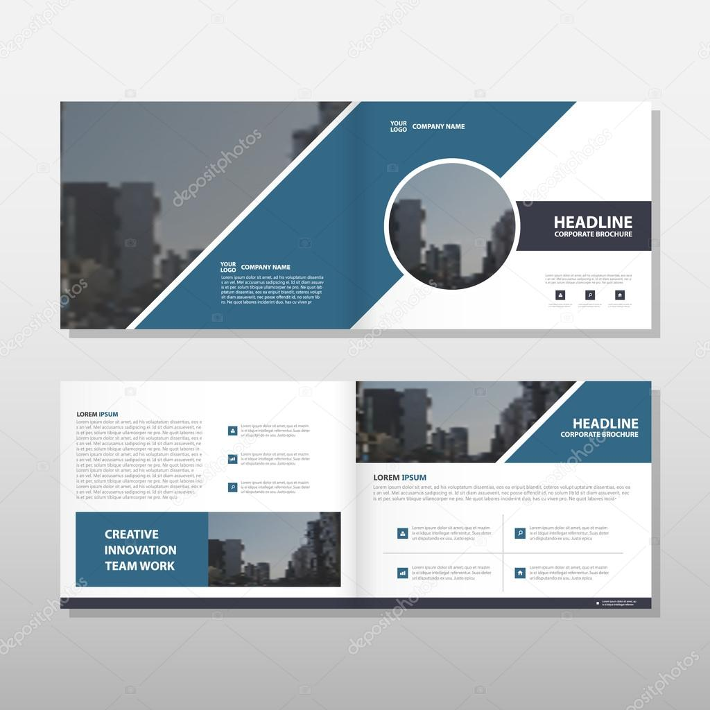 blue circle vector annual report leaflet brochure flyer template blue circle vector annual report leaflet brochure flyer template design book cover layout design abstract business presentation template a4 size design