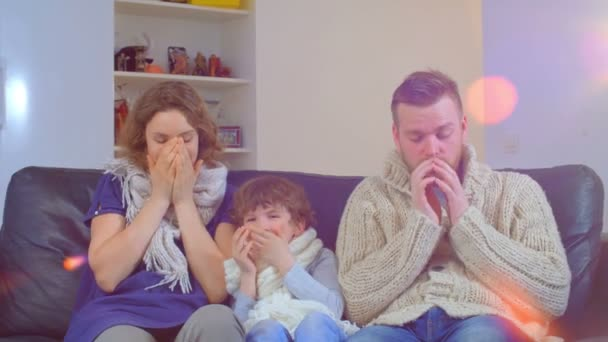 Tiener griep meisje niezen in een zakdoek influenzavirus stockvideo maxximmm1 98539530 - Teen moderne ruimte van de jongen ...