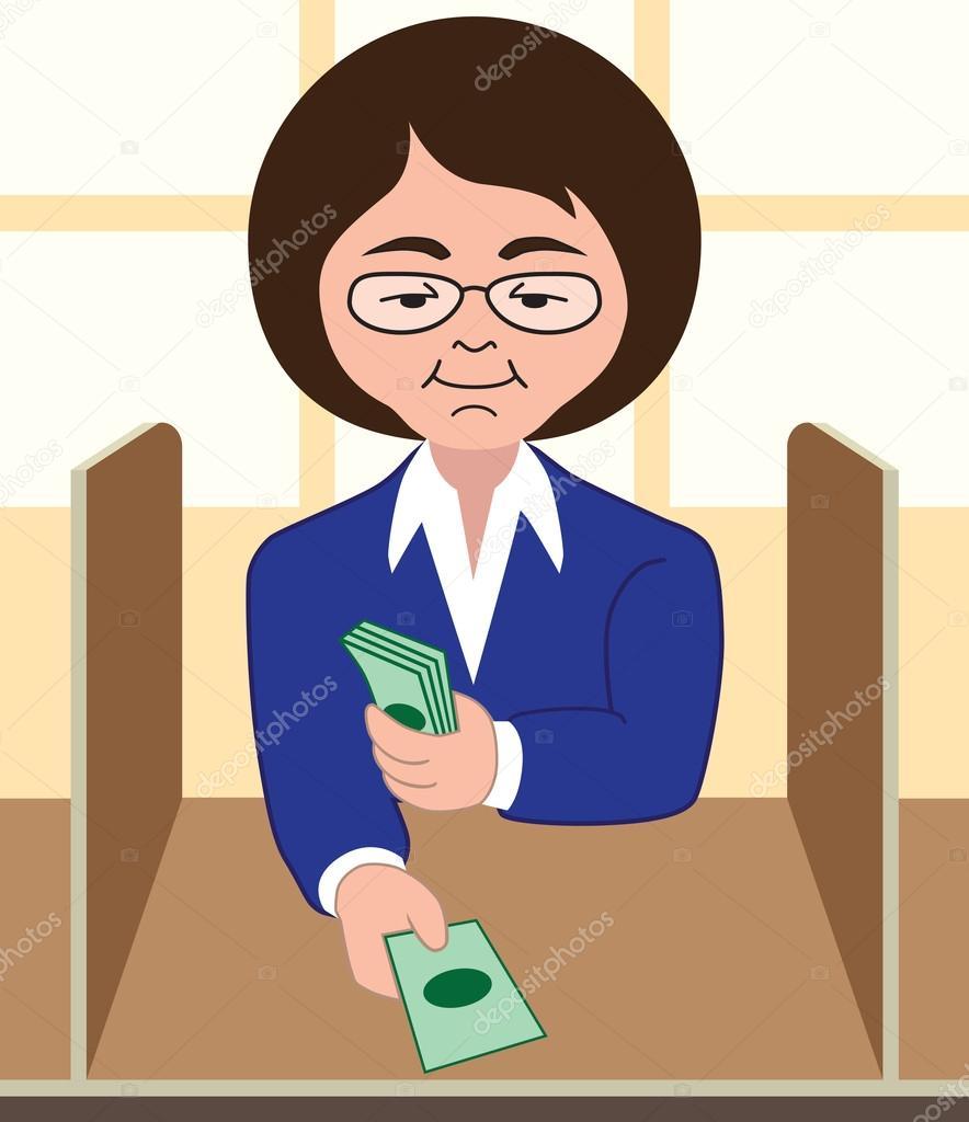 Cajero banco ocupado archivo im genes vectoriales ken for Cuanto dinero se puede retirar de un cajero
