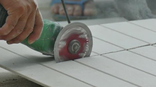 Skära glas med aceton
