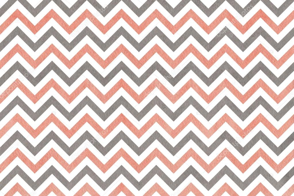 pink and gray chevron wallpaper