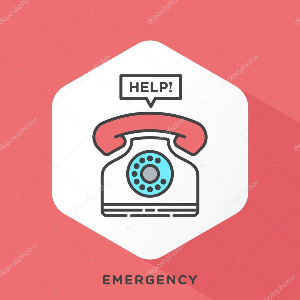 Call, circle, communication, mobile, phone, telephone icon | Icon ...