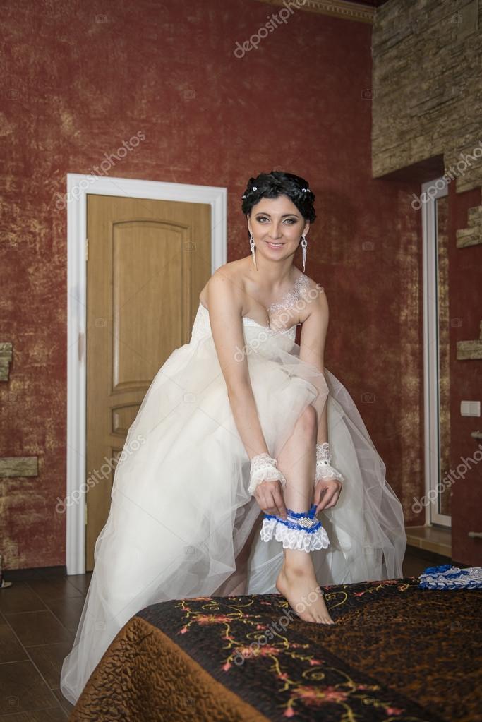 Чулки женские под платье фото