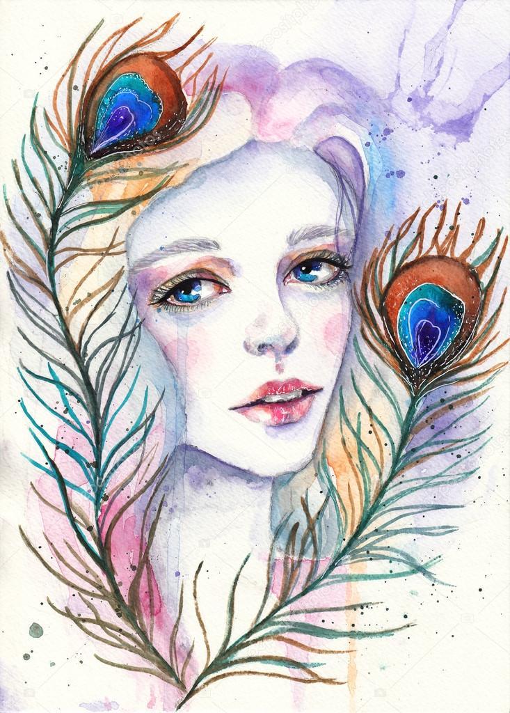 Фото красивой девушки на майл ру