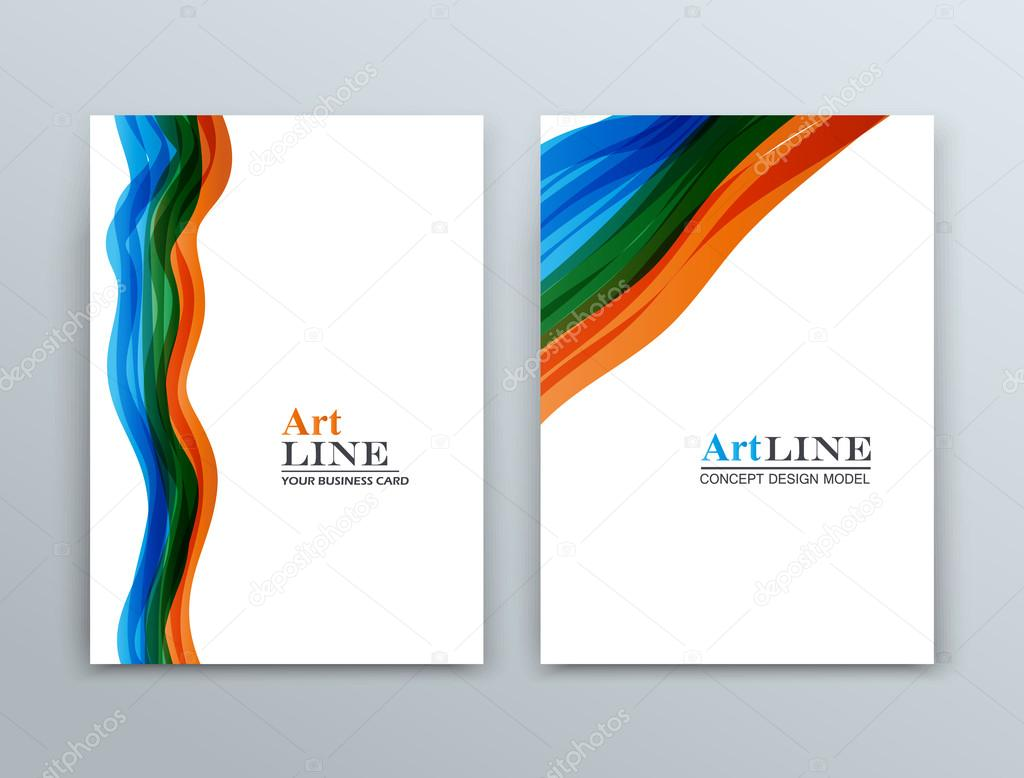 abstract composition elegant brush stroke icon patch figure text abstract background for your business notebook personal diary or official card cover graphic pattern made in mini stic style for corporate production
