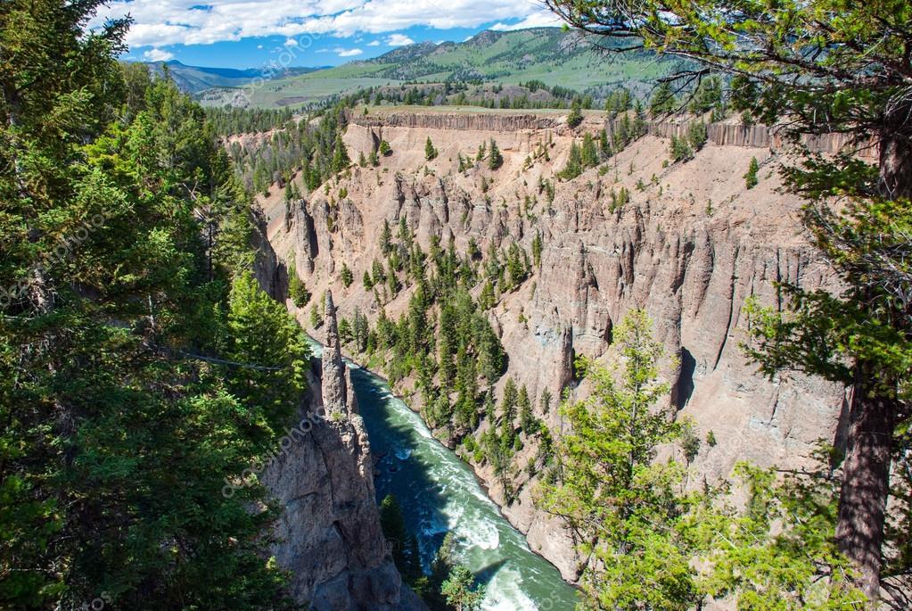 <b>Yellowstone River</b> Stock Photo - Image: 42710989