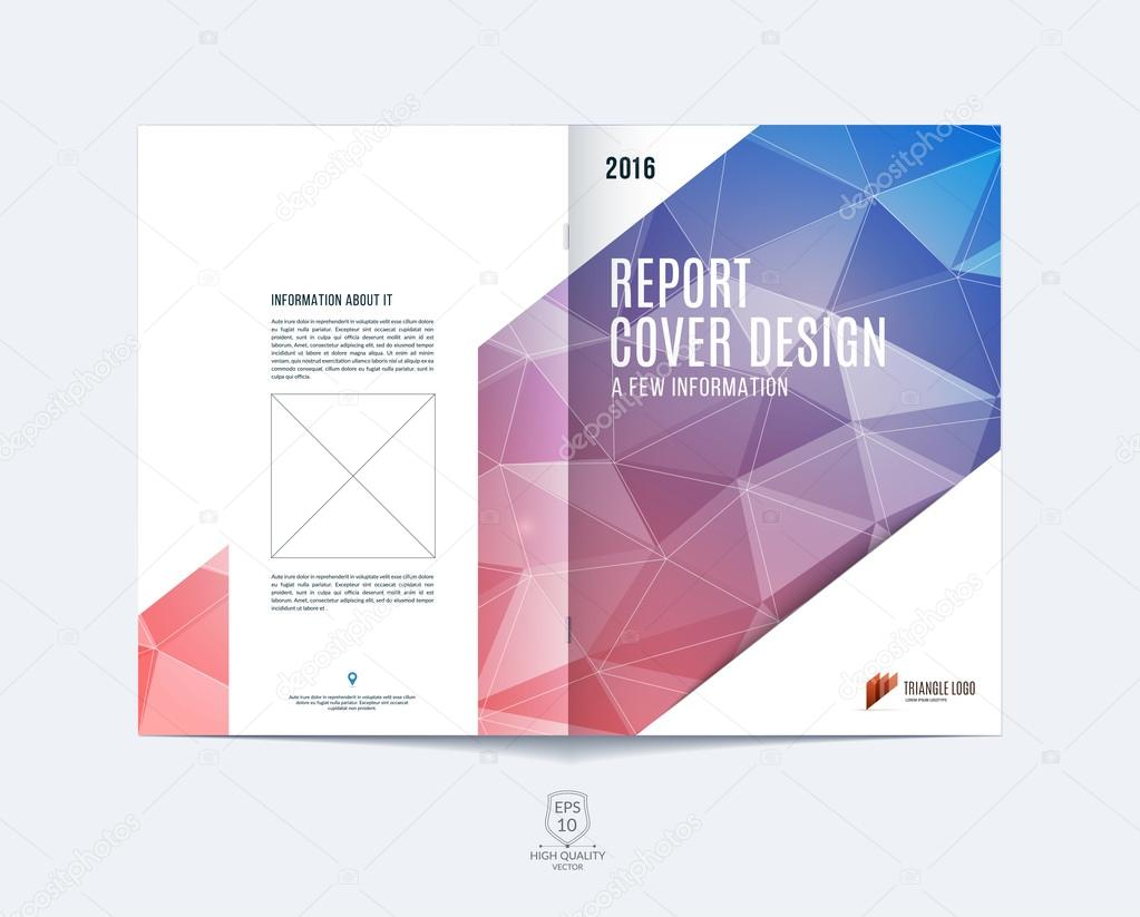 brochure template layout cover design annual report magazine brochure template layout cover design annual report magazine flyer or booklet in a4 blue red dymanic diagonal rectangular geometric shapes on