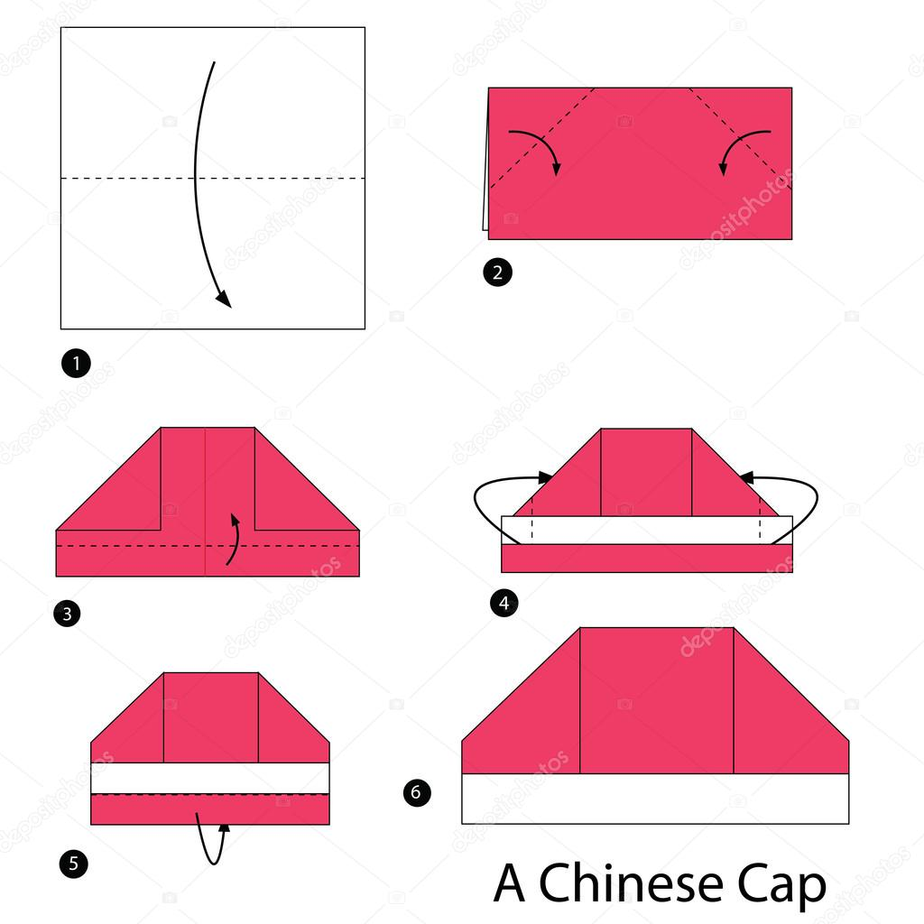 stock illustration step by instructions how