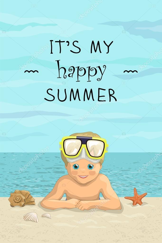 Картинки с надписями про лето море пляж